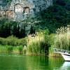 Lycian Rock Tombs Dalyan